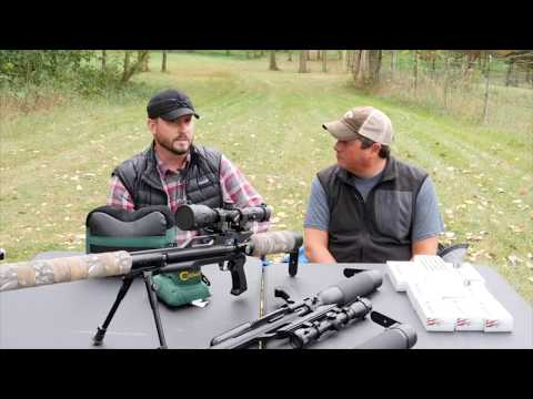 PBS Michigan Out Of Doors TV Show Highlights Big Bore Air Guns And Deer Hunting