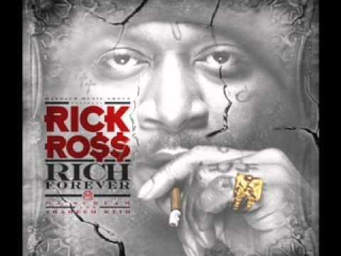 Rick Ross Ft. Kelly Rowland - Mine Games