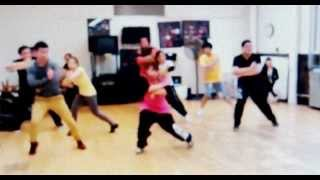 "Justin Timberlake ""Rock Your Body"" [Key Cayetano] Choreography :: Rhythm Hitters Class 03/12/2013"
