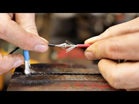 How To Solder Wires Like A Pro