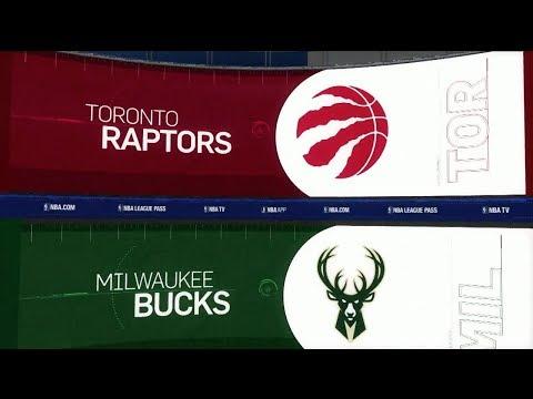 NBA Live Stream: Toronto Raptors Vs Milwaukee Bucks (Live Reaction & Play By Play) Game 5