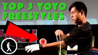 The Top 5 Best  Yoyo Freestyles of All Time + Instagram Contest