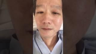 2017/6/22 小林麻央さん死去。 泣くな、俺!しかし、泣いた。 わたしも...