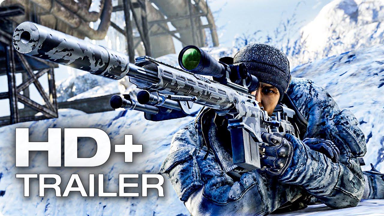 Sniper Rifle Wallpaper Hd Sniper Ghost Warrior 3 Trailer German Deutsch Hd 2015