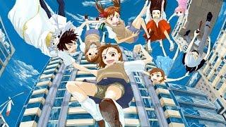 Anime: Quadruple Feature? - A Certain Magical Index/Scientific Railgun