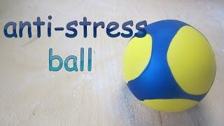 делаем мяч анти-стресс!/ Anti-stress ball!
