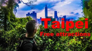 Taiwan Travel freebies - Museums, parks and more