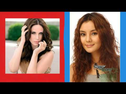 Turkish & Turkic Girls