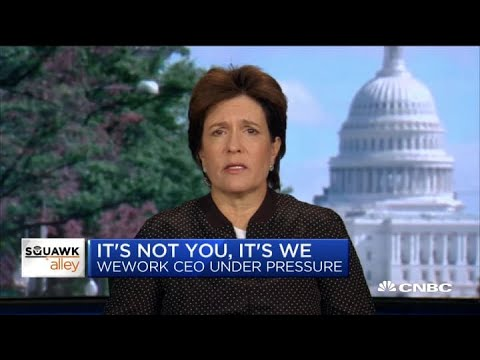 Kara Swisher: WeWork has gotten out of control