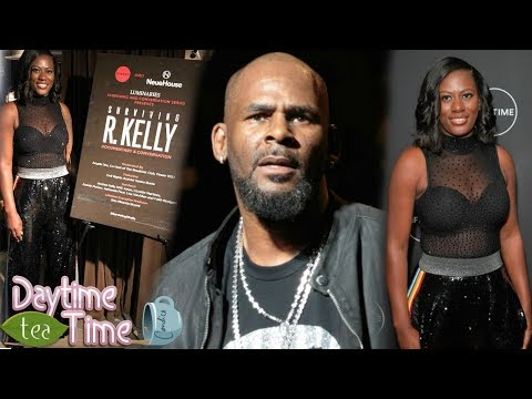 R. Kelly OUTS victims with NEW WEBSITE called Surviving LIARS! Asante McGee LIED (EXCLUSIVE details)