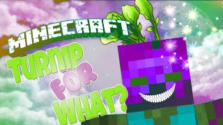""" Turnip For What""  Minecraft: Halloween Horror  w/ Friends"