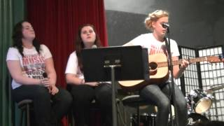 Pictou Academy Talent Show 2013 4