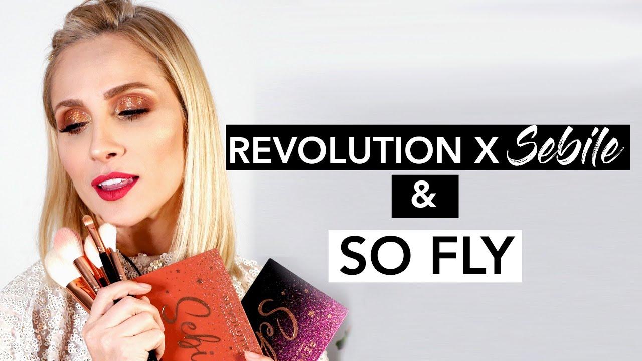 REVOLUTION X SEBILE ve SO FLY URUNLERI INCELEME | Sebile Ölmez