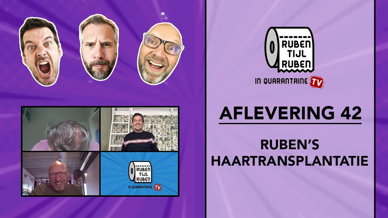 AFLEVERING #42 | RTR in Quarantaine TV