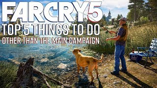 Far Cry 5 - 5 Things To Do Other Than the Main Campaign