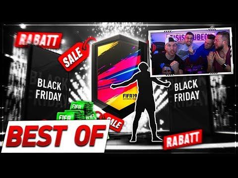 FIFA 19: BEST OF BLACK FRIDAY LIGHTNING ROUND PACK OPENING ESKALATION 🔥🔥 -