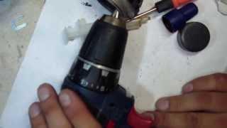 Чистка и ремонт шуруповерта