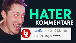 Hater & Kommentare