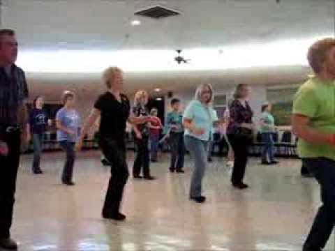 AMERICAN THIGHS LINE DANCE
