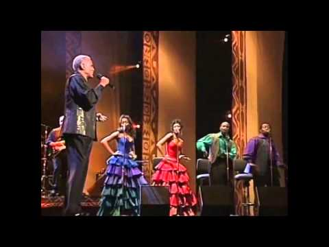 Harry Belafonte - We Are The Wave (live) 1997