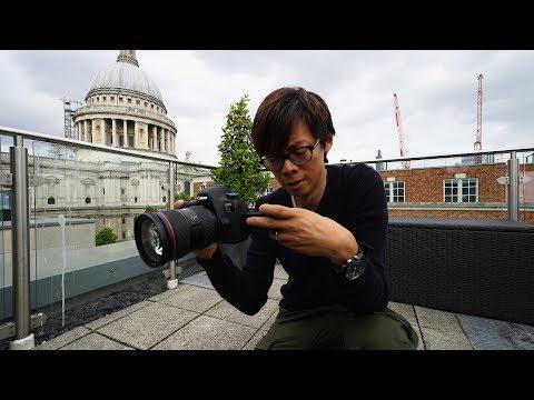 Kai W по-русски: Впечатления от Canon 6D Mark II & 200D