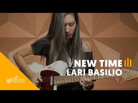 NEW TIME - Lari Basilio   By NIG - Versão Cifra Club
