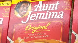 Aunt Jemima Moving Away From Racist Trope With Rebrand