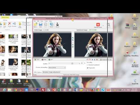 How to reduce image size? - How to compress images? Image Optimization Tool