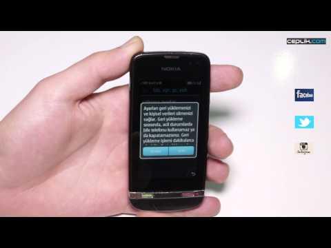 Nokia Asha 311'ee Nasıl Format Atılır?