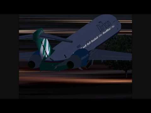 Some Air Tran Action! A B717 of course:) (HD)