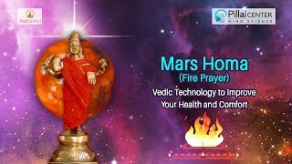 Special Fire Ritual to Mars