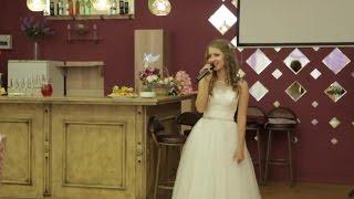 Подарок для родителей на свадьбе, душевная песня Геннадия и Ксениизапись студия MUZ SHOW