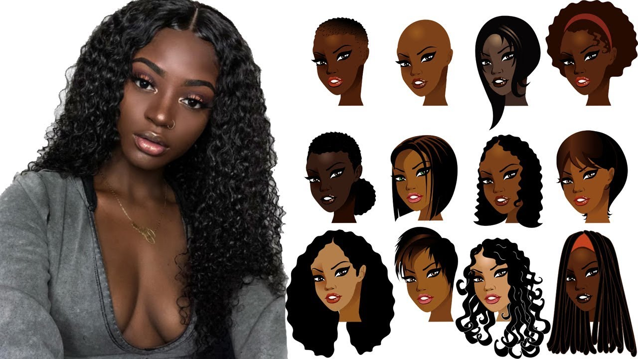 9 How To Choose The Best Hairstyle For Your Face Shape Unice Hair