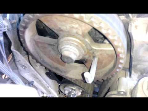 Замена ремня грм форд мондео 2.0tdci #1