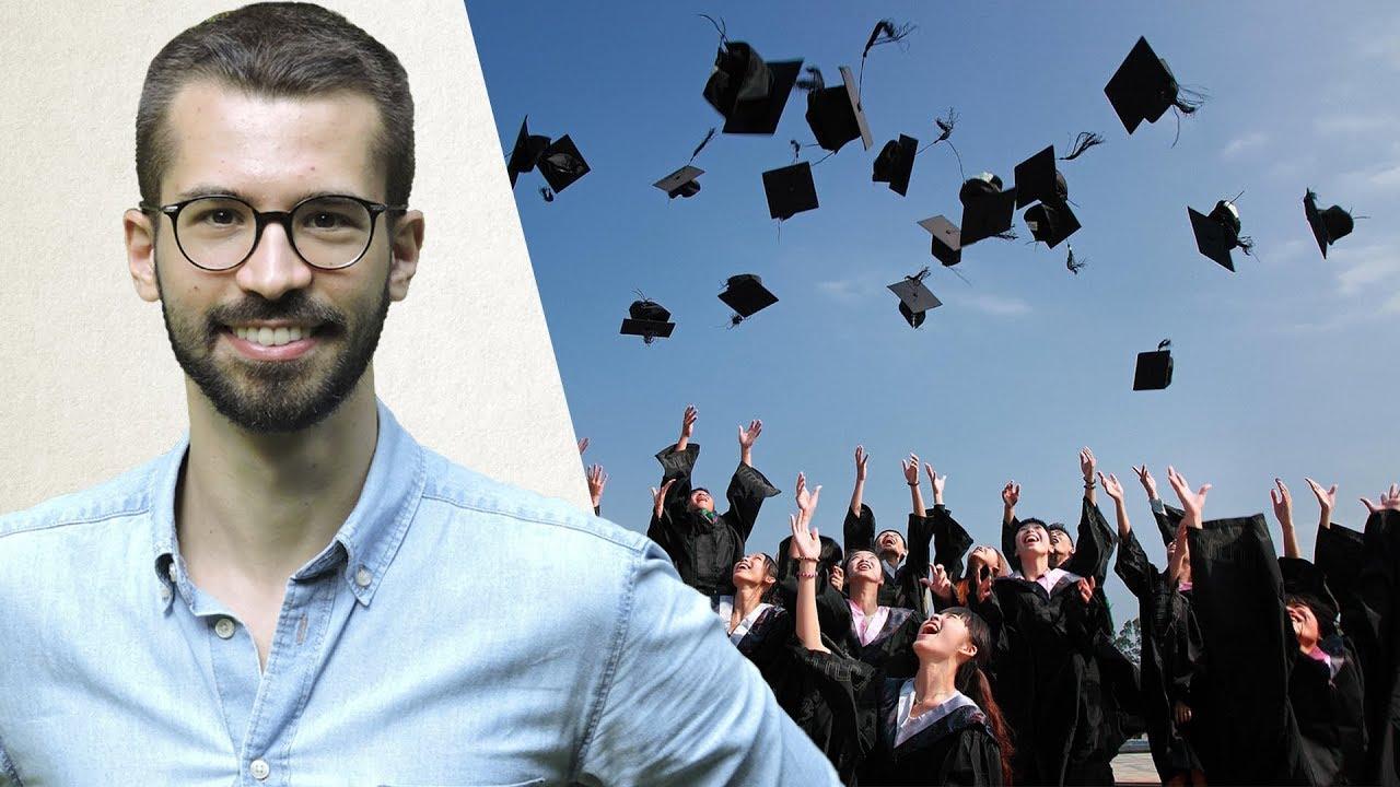 Como Se Fala óculos De Sol Em Ingles: Como Se Fala De Graduação E Pós Em Inglês?