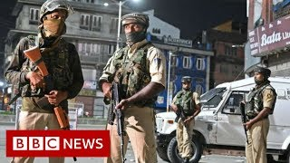 India to revoke special status for Kashmir - BBC News