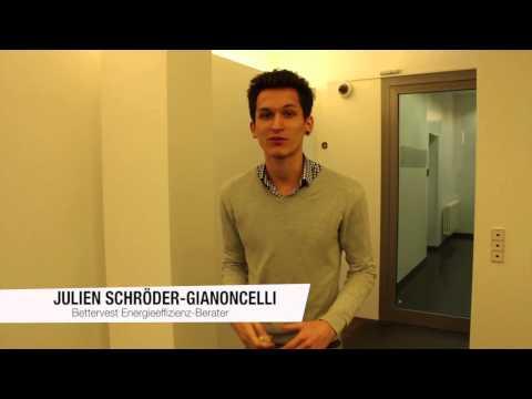 "Rundgang Energieeffizienz-Projekt ""Social Impact Lab Frankfurt"""