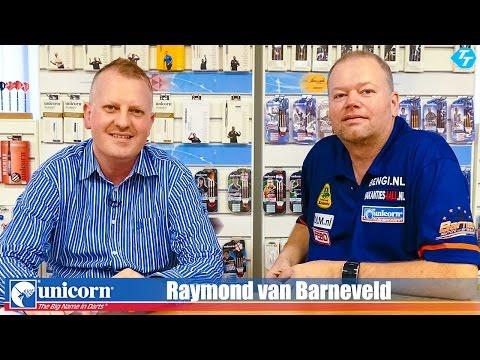 Matt's Team Unicorn Q&A - Raymond van Barneveld