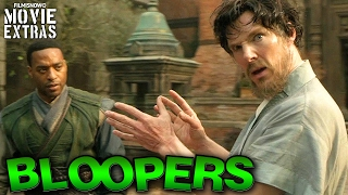 Doctor Strange Bloopers & Gag Reel [Blu-Ray/DVD 2017]