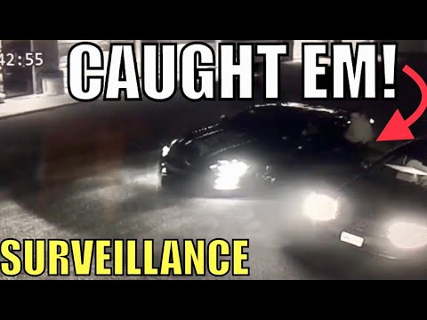 STALKERS! They were SPYING on my CAR! Plus 2018 Mustang GT's Last Chance...