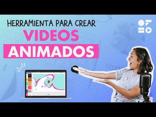 Cómo Crear Videos Con Animaciones (fácil y rápido!) | Aprende con Diana Muñoz