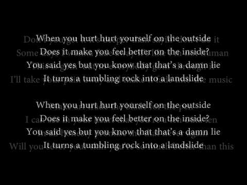 Unkle Adams - On the Inside (Official Lyrics)
