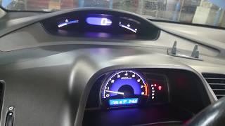 Tayyorlash bo'yicha ''4D Honda civic''bo'g'ib