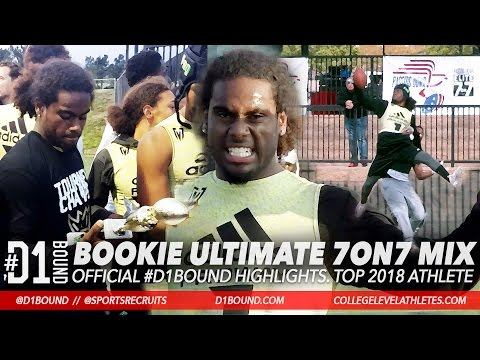 "Brendan ""Bookie"" Radley-Hiles Ultimate 7on7 Highlights: '17 Passing Down Socal Regional Mixtape"