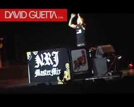 David Guetta — Madonna Concert Opening, Paris, 2006