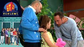 Vecinos, capítulo 35: La hija de Luis y Pedro | Temporada 1 | Distrito Comedia