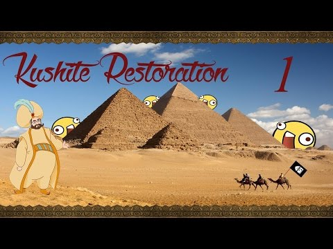 Kushite Restoration 1/2 - Alodia Quickchievement - Europa Universalis 4 Mare Nostrum
