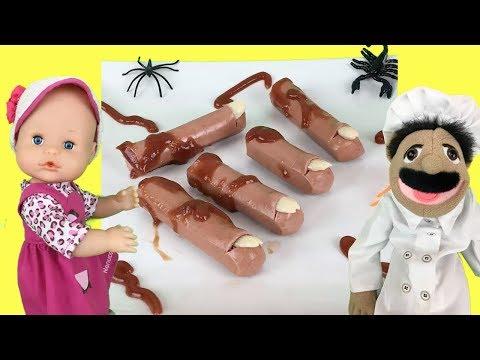 De Con LolaReceta Comida Halloween Niños Bebe Nenuco Para qSMUjLzpGV