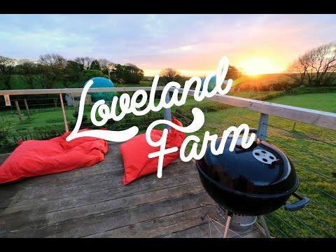 Glamping Goals: Devon's Loveland Farm