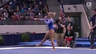 Shannon Hortman Floor-BYU/Utah-2017